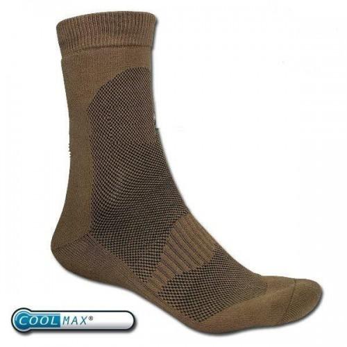 Носки Coolmax®, койот, новые