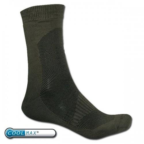 Носки Coolmax®, олива, новые
