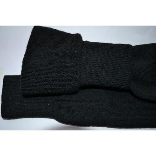 Носки летние армейские, черные, новые
