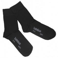 """Носки """"Bambus"""", чёрные, новые"""