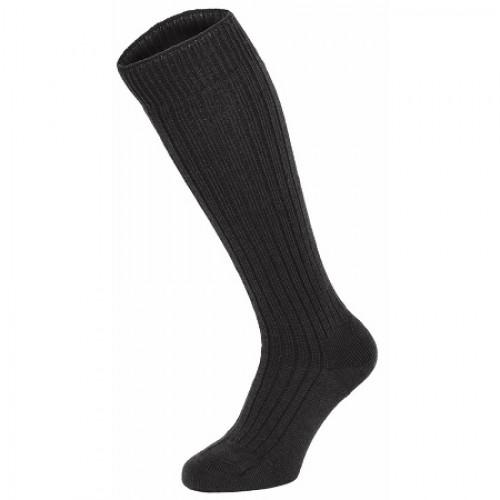 Носки шерстяные Бундесвера, темно-серые, новые