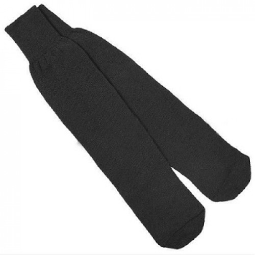 Носки зимние армейские, черные, новые