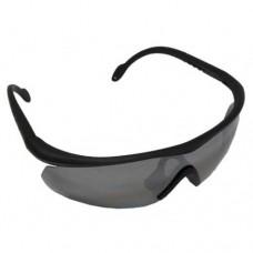"""Армейские защитные очки """"Storm"""" с 3 сменными линзами, чёрные, новые"""