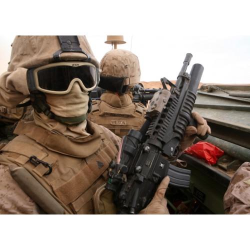 Очки защитные ESS Profile NVG армии США, desert tan, б/у