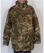 Куртка спецназа армии Великобритании из негорючего материала, Multi Terrain Pattern, новая