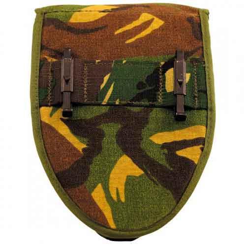Подсумок для складной лопаты армии Голландии, DPM, новый