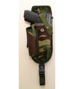 Кобура для пистолета армии Великобритании, DPM, б/у