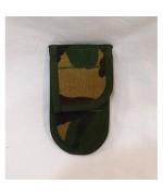 Подсумок для перочинного ножа крепление ALICE армии Голландии, Woodland, б/у