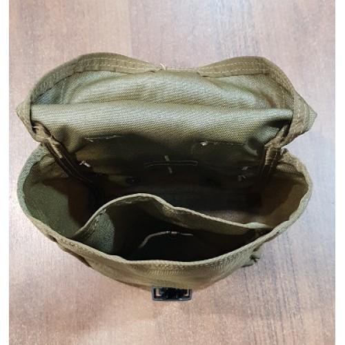Подсумок First Aid армии США, койот, б/у хорошее состояние