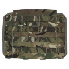 Подсумок OSPREY MK IV BODY ARMOUR SIDE PLATE POCKET армии Великобритании, MTP, б/у