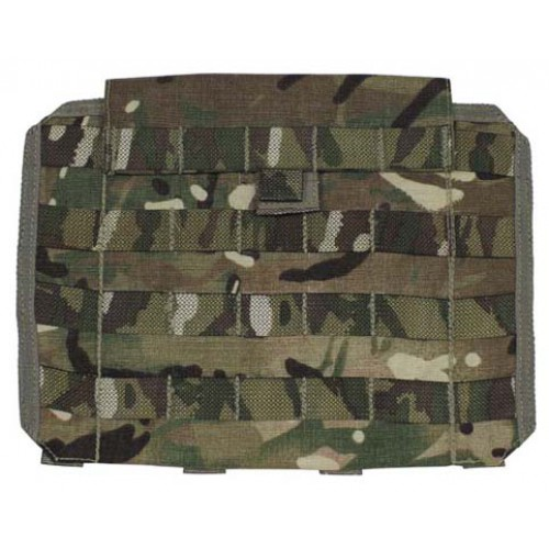 Подсумок OSPREY MK IV COVER BODY ARMOUR VEST, SIDE PLATE POCKET армии Великобритании, MTP, как новый