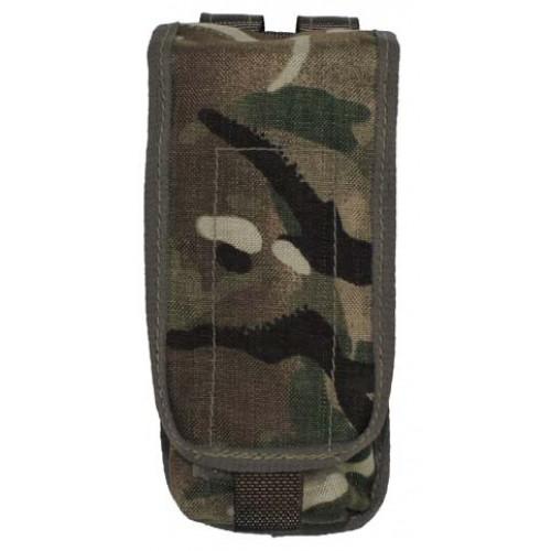 Подсумок OSPREY MK IV POUCH, AMMUNITION SA80-SINGLE MAG армии Великобритании, MTP, новый