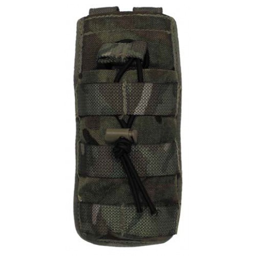 Подсумок OSPREY MK IV POUCH, AMMUNITION SA80-SINGLE MAG ELASTIC SECURING армии Великобритании, MTP, б/у