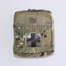 Подсумок OSPREY MK IV POUCH FIRST AID армии Великобритании, MTP, б/у