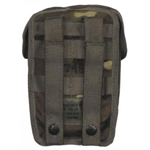 Подсумок OSPREY MK IV POUCH, LMG (100 ROUND) армии Великобритании, MTP, новый