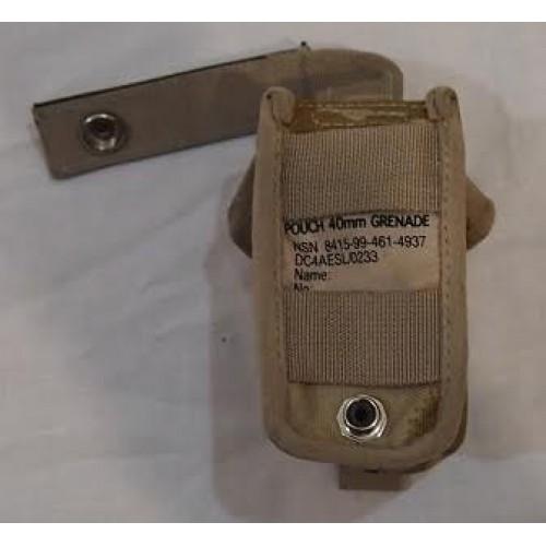 Подсумок POUCH 40mm GRENADE армии Великобритании, DDPM, новый