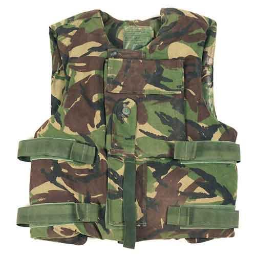 Жилет армии Великобритании, DPM, б/у