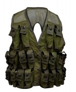 Жилет Vest Grenade армии США, олива, новый