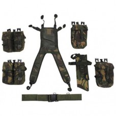 Разгрузочная система PLCE армии Великобритании, DPM, б\у