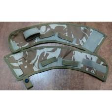 Защита шеи для чехла бронежилета армии Великобритании, DDPM, как новый