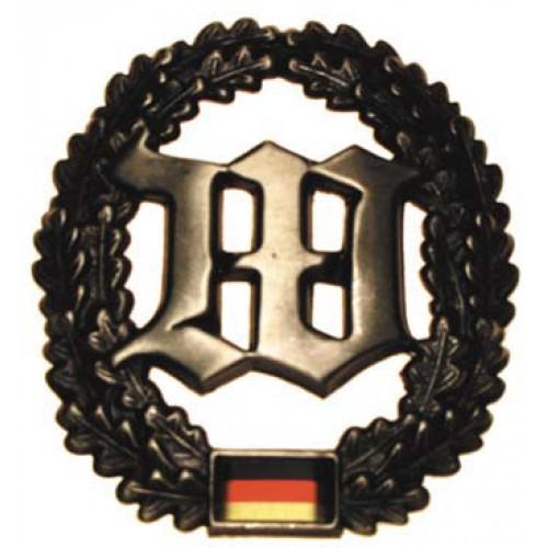 Кокарда  батальона охраны Бундесвера, новая