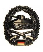Кокарда мотострелковые части Бундесвера, новая