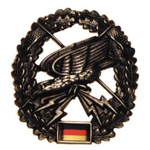 Кокарда подразделений разведки Бундесвера, новая