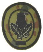 Нашивка снайпера Бундесвера, флектарн, новая