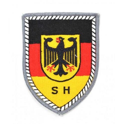 Нашивка территориального командования Шлезвиг-Гольштейн Бундесвера, новая