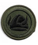 Нашивка 47th National Guard Division US shoulder  армии США, новая
