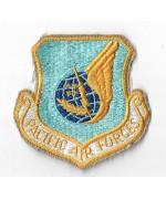 Нашивка Pacific Air Forces армии США, новая