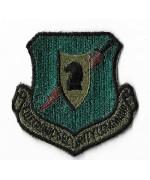 Нашивка U.S.A.F. Electronic Security Command армии США, новая
