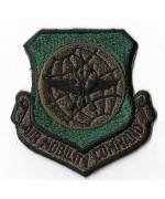 Нашивка U.S. AIR FORCE AIR MOBILITY COMMAND армии США, новая