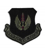 Нашивка U.S. AIR FORCES IN EUROPE армии США, новая