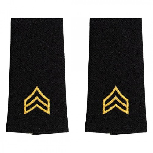 Погоны SERGEANT армии США, новые