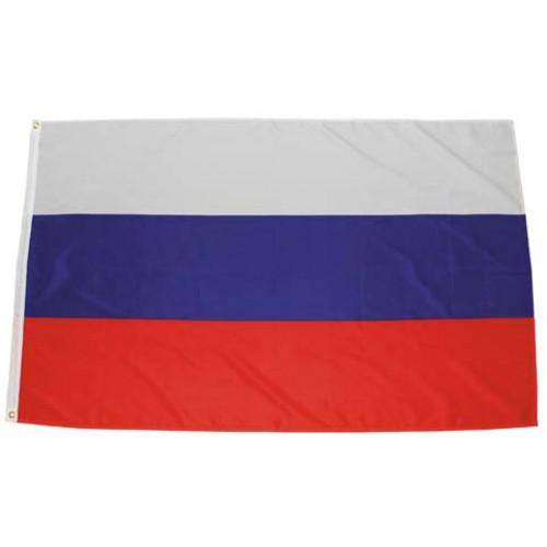 Флаг Российской Федерации, триколор, новый