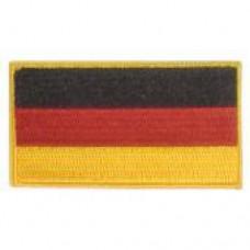 "Нашивка ""Flagge Bundesrepublik Deutschland"", новая"