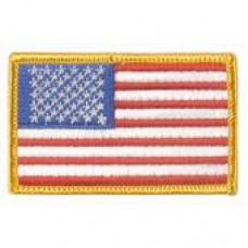 "Нашивка ""Flagge United States of America"", новая"