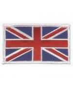"""Нашивка """"Großbritannien - United Kingdom"""", новая"""