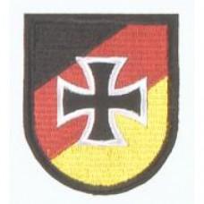 """Нашивка """"Reservisten der Bundeswehr"""", новая"""