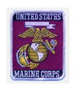 "Нашивка ""U.S. Marine Corps"", новая"