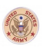 """Нашивка """"United States Army"""", новая"""