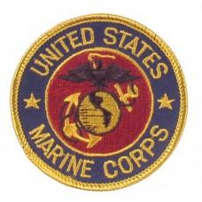 Нашивка ´U.S. Marine Corps´, новая