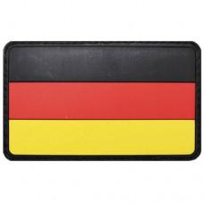 Шеврон на липучке флаг Германии, новый