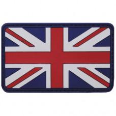 Шеврон на липучке флаг Великобритании, новый