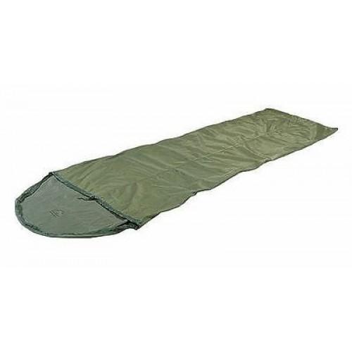 Уценка чехол непромокаемый на спальный мешок армии Великобритании, олива, б/у