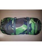 Компрессионный мешок для мембранного чехла на спальник армии Голландии, DPM, б\у