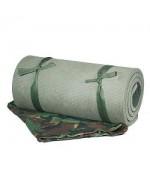Коврик  под спальный мешок (18 мм) армии Голландии, серый, б/у