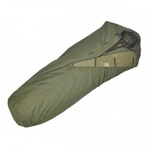Непромокаемый чехол Gore-Tex для спального мешка армии Голландии, олива, б/у