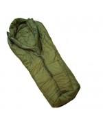 """Спальный мешок """"ARCTIC"""" армии Великобритании с компрессионным мешком, олива, как новый"""